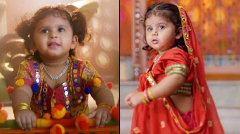 Balika Vadhu Season 2 Teaser Out, Vansh Sayani plays baby bride character |  Love will come to see Balika Vadhu's new happy, smiling face very cute