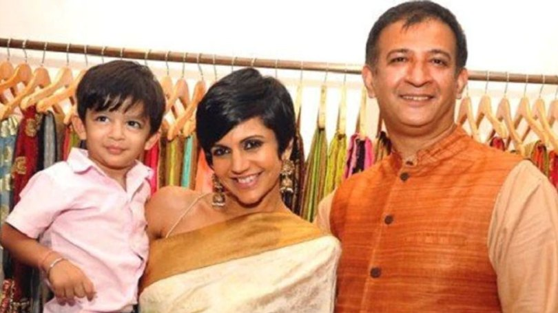 Actress Mandira Bedi husband Raj Kaushal passes away, family in mourning    A mountain of sorrow broke on actress Mandira Bedi, husband Raj Kaushal died suddenly
