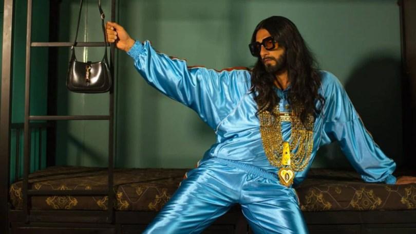Ranveer Singh got a photoshoot done in beard-mustache and long hair, trolled again on social media