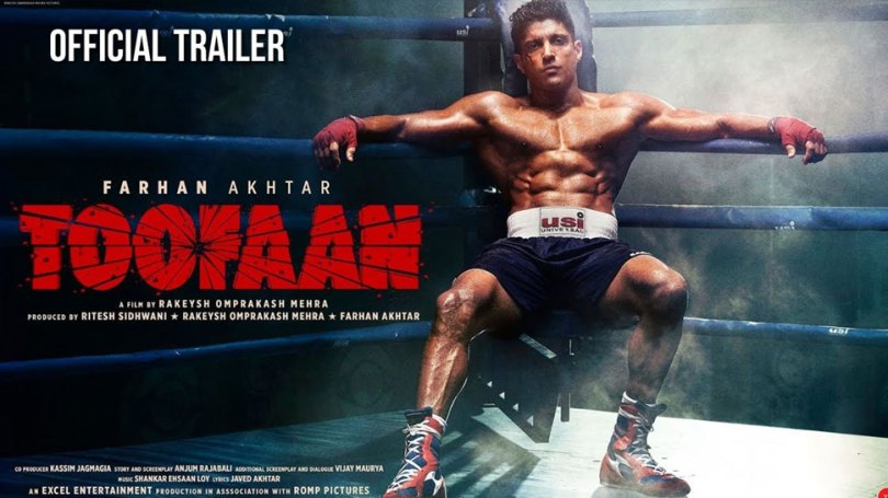 Toofaan Trailer Out: Farhan Akhtar brings the story of becoming Aziz Ali from Ajju Bhai |  Toofaan Trailer Out: Farhan Akhtar brings the story of becoming Aziz Ali from Ajju Bhai