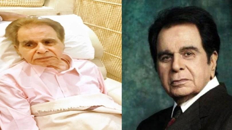Dilip Kumar Health Update: Hospitalized again after having trouble in breathing    Dilip Kumar Health Update: Hospitalized again after having trouble in breathing