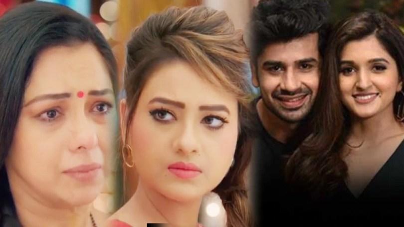 Anupama Spoiler Alert kavya convinces vanraj for baby planning kinjal also plans pregnancy    Along with Anupama's sister Kavya, daughter-in-law Kinjal will also be pregnant, Vanraj's senses will fly