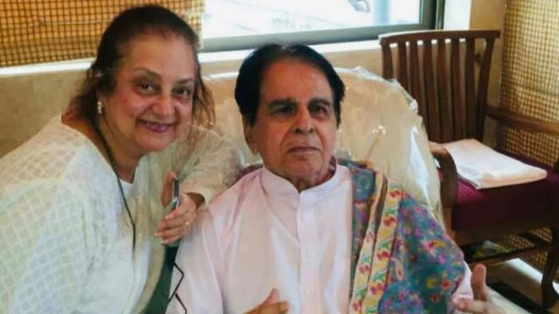 when dilip kumar left saira bano and married aasman    When Dilip Kumar had brought another Begum, leaving Saira Bano