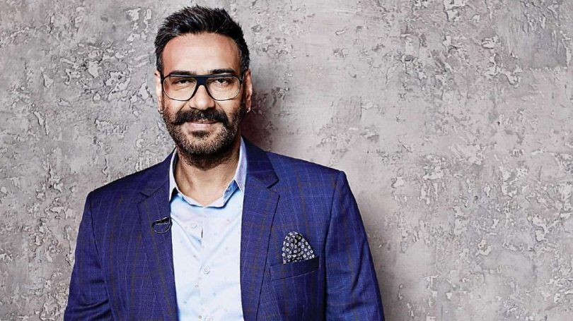 Ajay Devgn New Look Gone Viral On Social Media | Fans stunned to see Ajay Devgn's white beard, aging clearly visible in the photo
