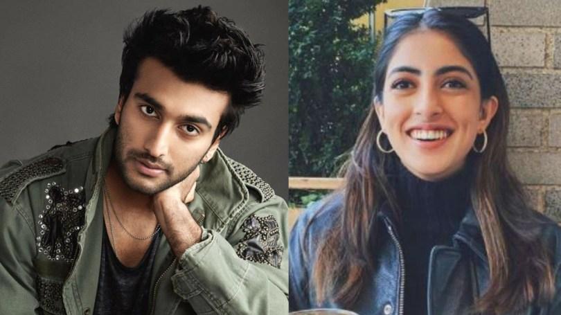 Meezaan Jafri big reveals on relationship rumors amitabh bachchan's Grand daughter with Navya Naveli Nanda |  Is Navya Naveli Nanda's affair with Meezaan Jafri really?  Actor revealed this