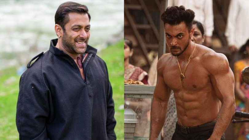 Salman Khan Brother in Law Aayush Sharma Heavy WorkOut With 185 Kgs Chest Press |  Salman Khan's brother-in-law Aayush Sharma's workout video goes viral, doing workouts with 185Kg weight