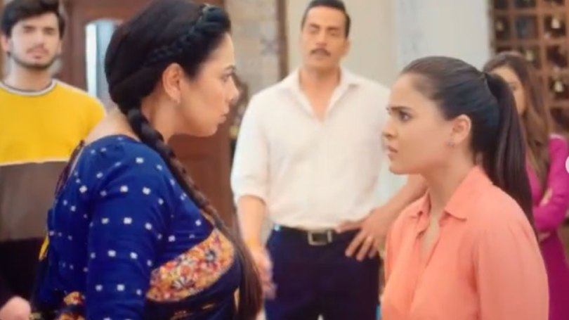 Anupama: There will be a rift in the Shah family, Kavyas move changed the game    Anupama: There will be a rift in the Shah family, Kavya's move changed the game