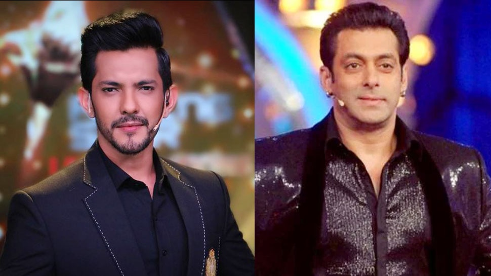 Bigg Boss 15: Is Aditya Narayan wishing to replace Salman Khan in biggest reality TV show made this post |  Not as a contestant, this is how Aaditya Narayan wants to come in BIGG BOSS, told his heart