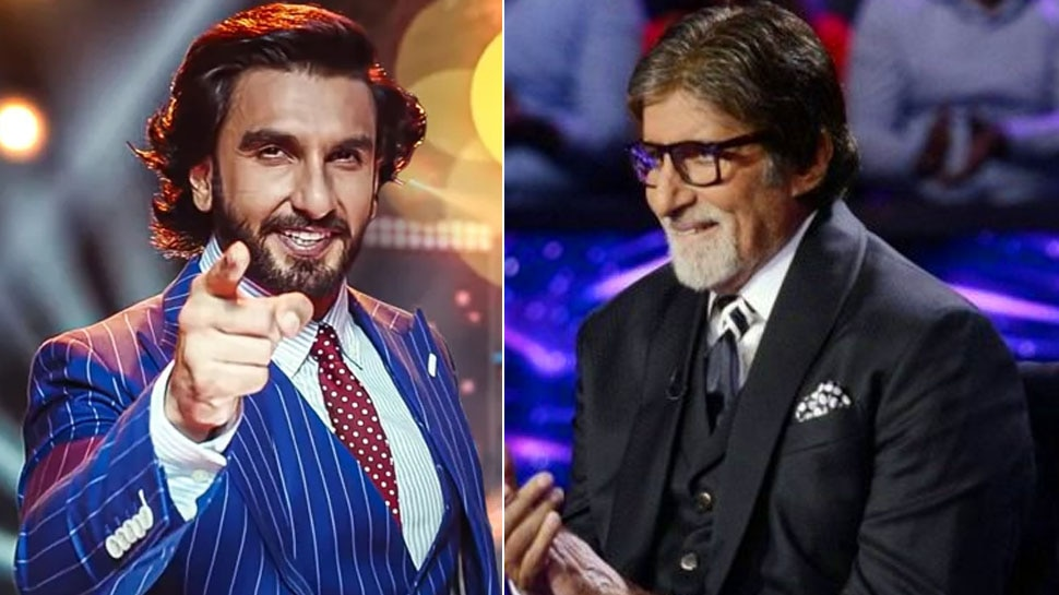 Amitabh Bachchan to Ranveer Singh Here are the Bollywood stars Ready to Entertain in TV Shows    From Amitabh Bachchan to Ranveer Singh, a fair of Bollywood stars is going to be held on TV