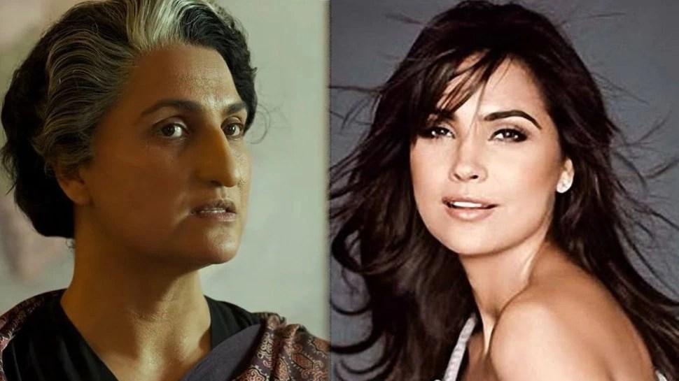 lara dutta indira gandhi transformation makeover video shared by bell bottom star akshay kumar    How Lara Dutta's appearance changed in Bell Bottom?  Shocking video shown by Akshay Kumar