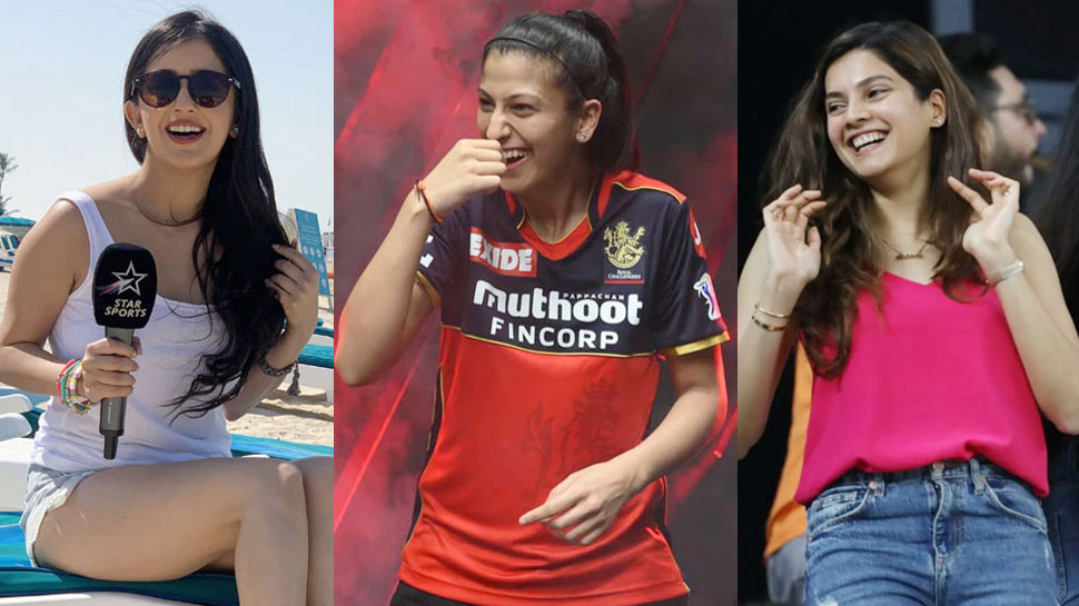 In the second phase of IPL 2021, the glamor flared up, these 5 beauties engulfed