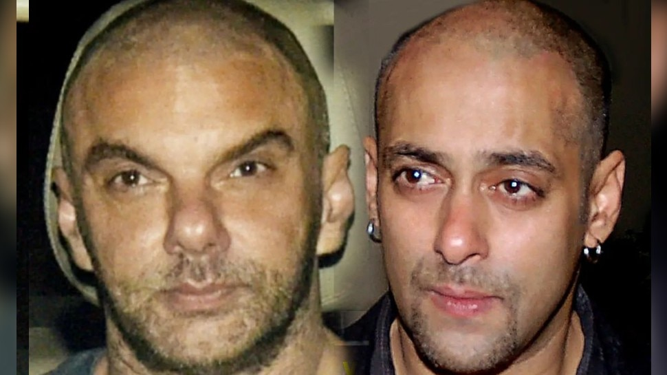 Sohail Khan bald look compared to salman khan bald head, people did annoying comments |  Seeing Sohail Khan's bald look, people remembered Salman Khan's bloated hair, such comments on the photo