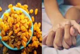 Benefits of soaked raisins: शादीशुदा पुरुष इस तरह करें 20 ग्राम किशमिश का सेवन, बदल जाएगी जिंदगी!, जानें जबरदस्त फायदे