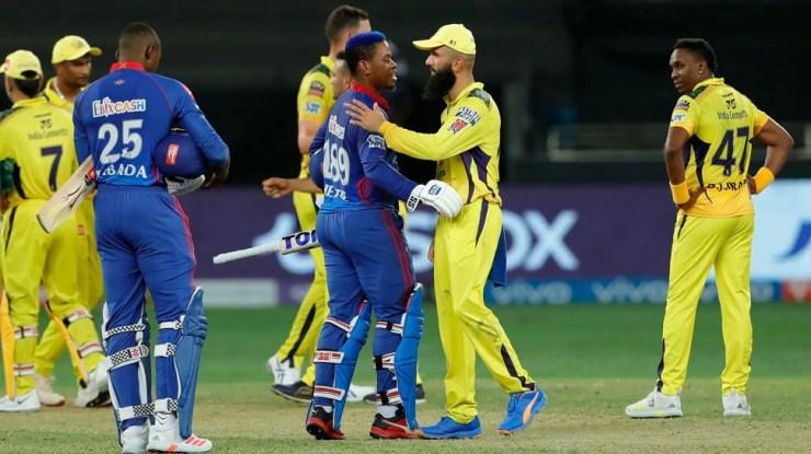 चेन्नई सुपरकिंग्स ने जीता टॉस, दिल्ली कैपिटल्स की पहले बल्लेबाजी – News India Live, India News, Live News India