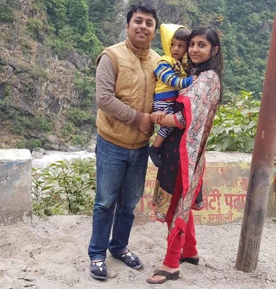 IAS Swati Srivastava and Nitin Bhadauria Story