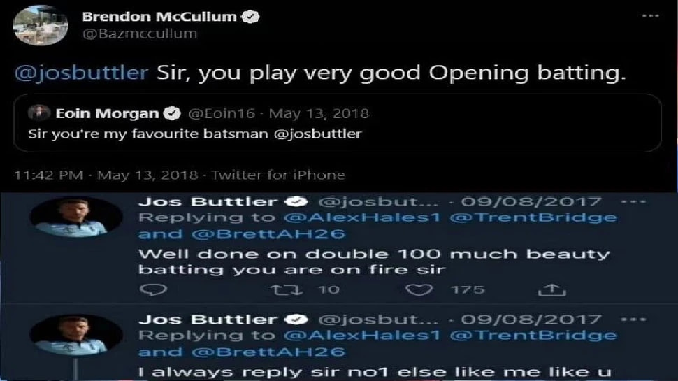 Eoin Morgan and Jos Buttler trapped after this controversial tweet went viral, ECB started investigation