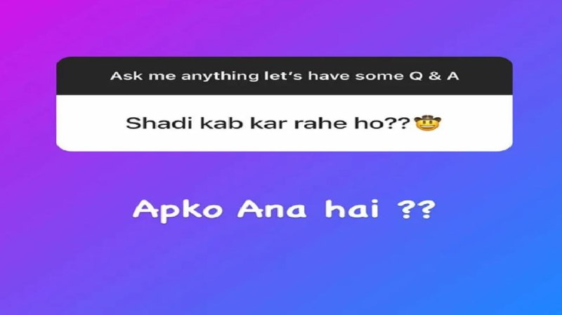 Bad fan trapped asking Rashid Khan the question of marriage, bowler stopped talking like this