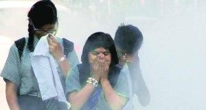 दिल्ली वायु प्रदूषण: दिल्ली में सभी विद्यालय रविवार तक बंद होंगे: मनीष सिसोदिया