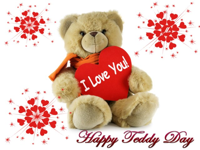Happy Teddy Day 2018 Wishes, Messages, Status, Images अपनों को करें टेडी डे विश