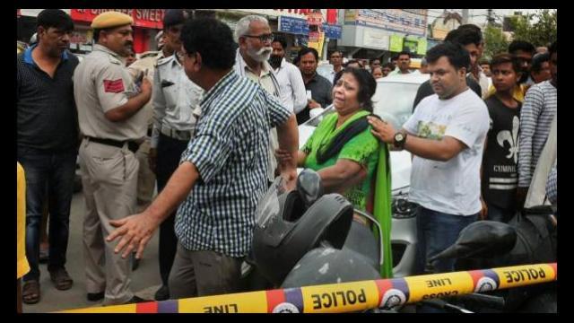 दिल्ली पुलिस हेडक्वार्टर की दसवीं मंजिल से गिरकर ACP रैंक के अधिकारी की मौत