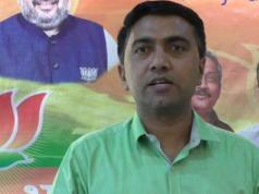 BJP जल्द करेगी गोवा के नए मुख्यमंत्री के नाम का ऐलान, सीएम पद की रेस में प्रमोद सावंत सबसे आगे