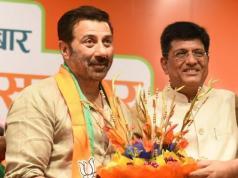 BJP में शामिल हुए एक्टर सनी देओल, गुरदासपुर सीट से लड़ सकते है चुनाव