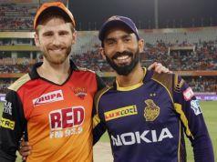 KKR vs SRH T20 Match Live Score Update: हैदराबाद ने टॉस जीतकर किया पहले गेंदबाजी का फैसला