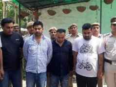 delhi police arrests atm cloning gang accused dharmendra saini arrested