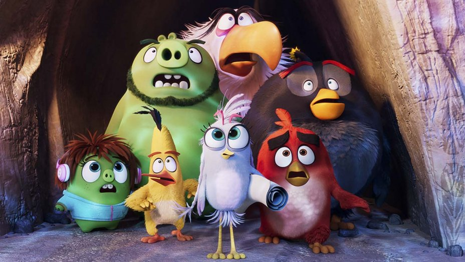 द एंग्री बर्ड्स 2 मूवी रिव्यु, Hollywood The Angry Birds 2 Movie Review & Rating Audience Response