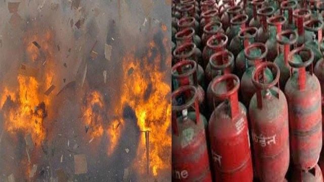 Cylinder Blast in Karawal Nagar Live Updates: दिल्ली के करावल नगर में सिलेंडर फटने से माँ-बेटी की मौत