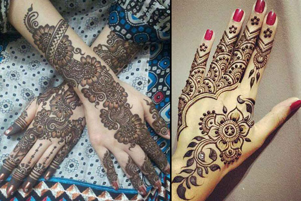 30+ Karwa Chauth Mehndi Designs: करवा चौथ मेहंदी डिजाइन Image, Video