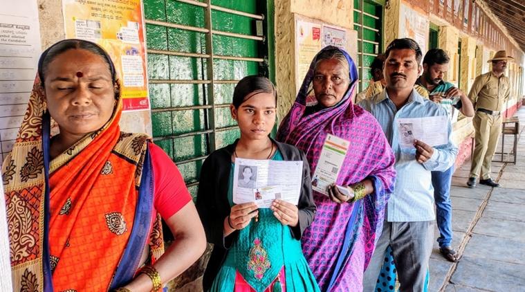 Karnataka Assembly Bye-Election 2019 | कर्नाटक विधानसभा उपचुनाव Live Voting Updates