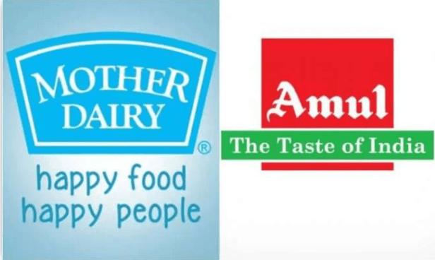 मदर डेयरी और अमूल ने बढ़ाए दूध के दाम, अब इतने रूपये में मिलेगा 1 लीटर दूध