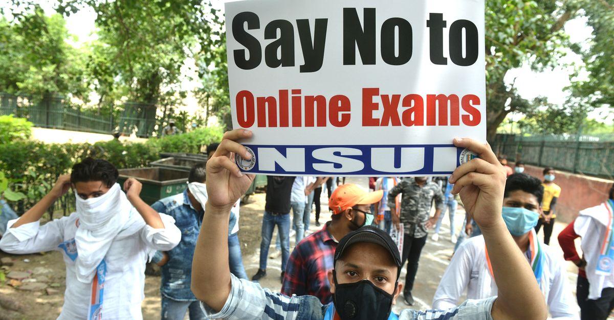 'ऑनलाइन शिक्षा' से देश का एक बड़ा तबका हो रहा वंचित