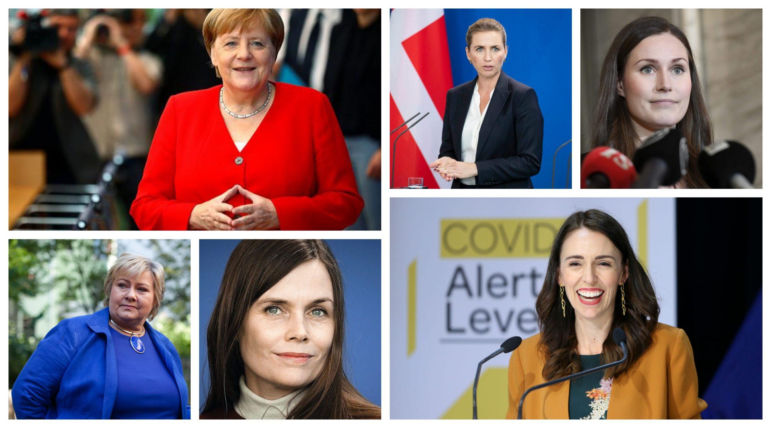 वे सात महिला नेता जिनकी कुशल रणनीति ने कोरोना को दी मात