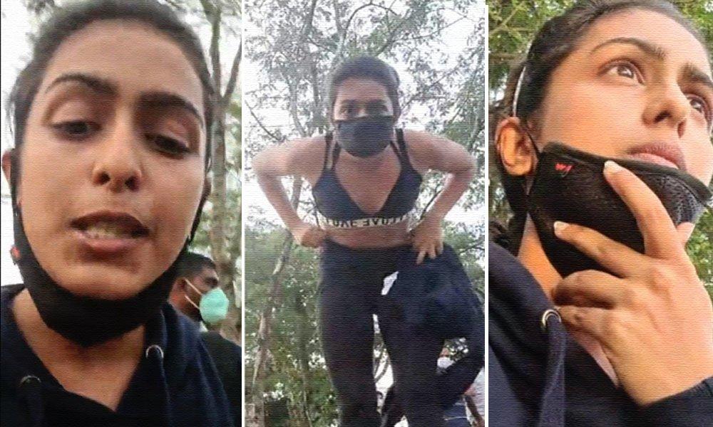लड़कियों के कपड़ों को लेकर जारी मोरल पुलिसिंग आखिर कब रुकेगी