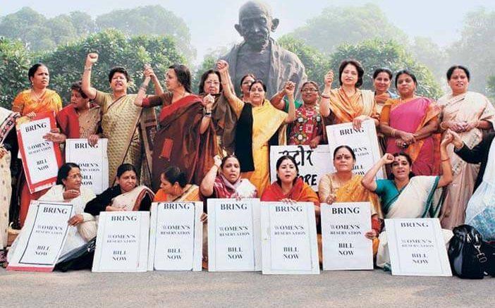 राजनीति में महिलाओं के समान प्रतिनिधित्व की जंग का अंत कब होगा?