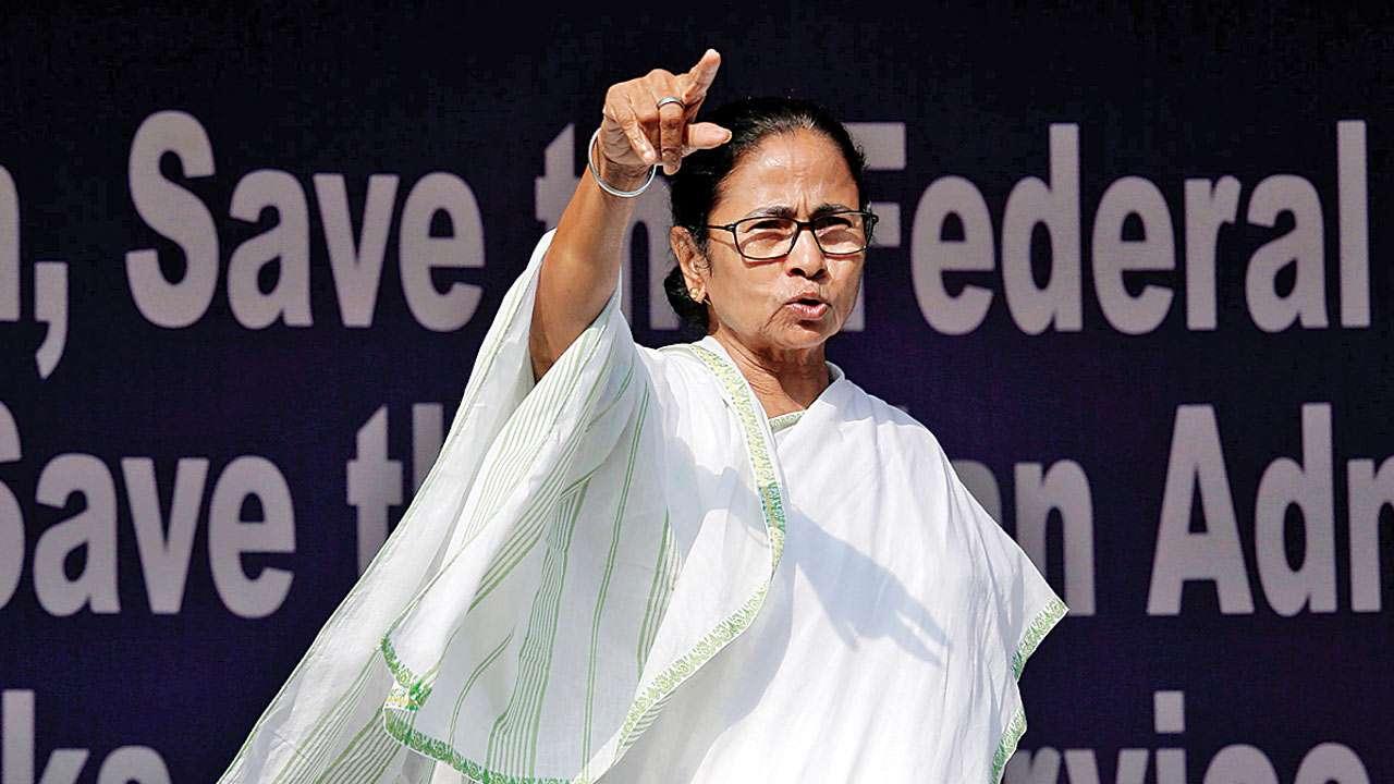 बात पश्चिम बंगाल की मुख्यमंत्री 'दीदी' उर्फ़ ममता बनर्जी की