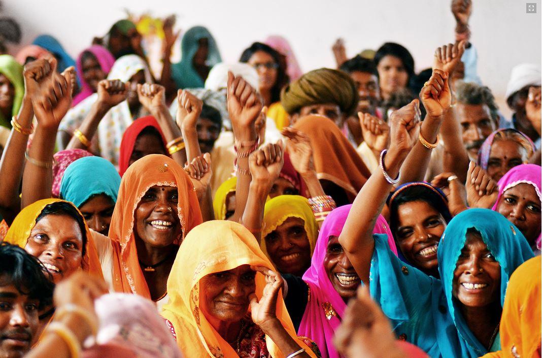 गांव की वे बस्तियां जो आज भी वहां रहने वाले लोगों की 'जाति' के नाम से जानी जाती हैं