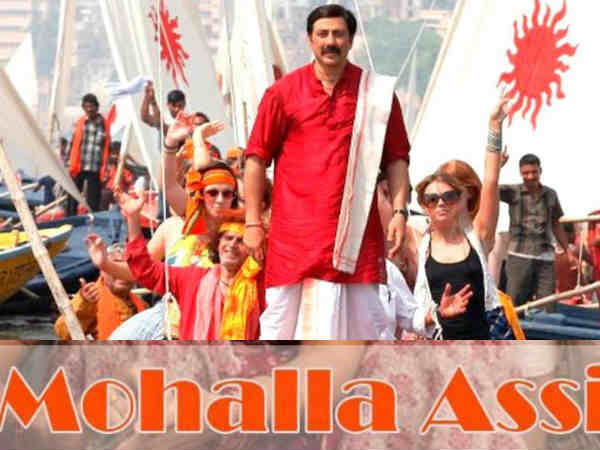 Mohalla Assi Movie Cast Trailer Release Date Review First Look