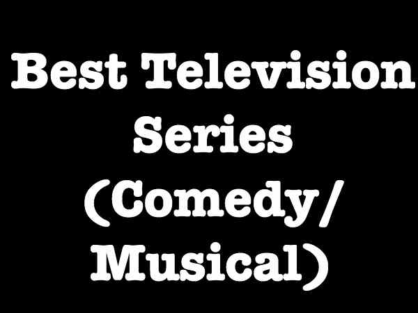 Best Television Series - Musical/Comedy