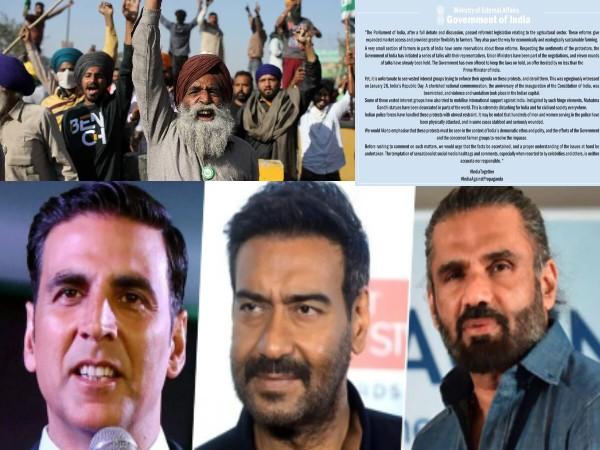 ग्लोबल मंच तक किसान आंदोलन