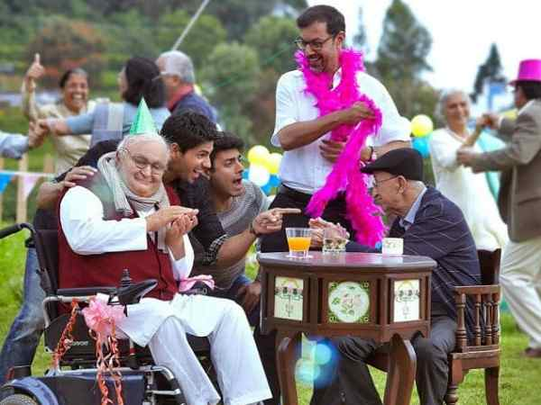 Rishi Kapoor - Kapoor and Sons