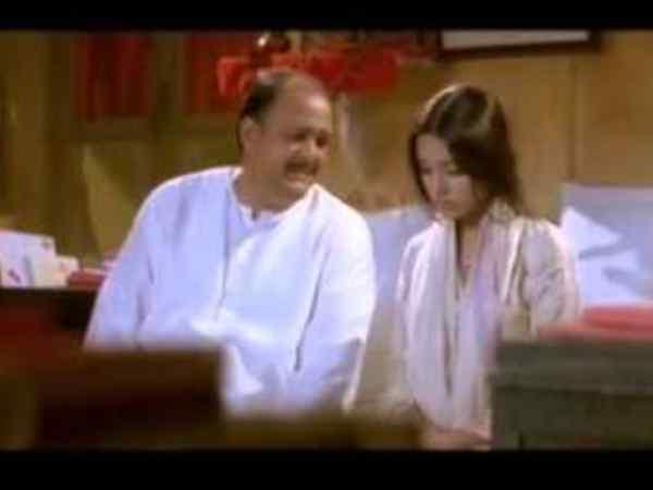 Alok Nath - Marriage