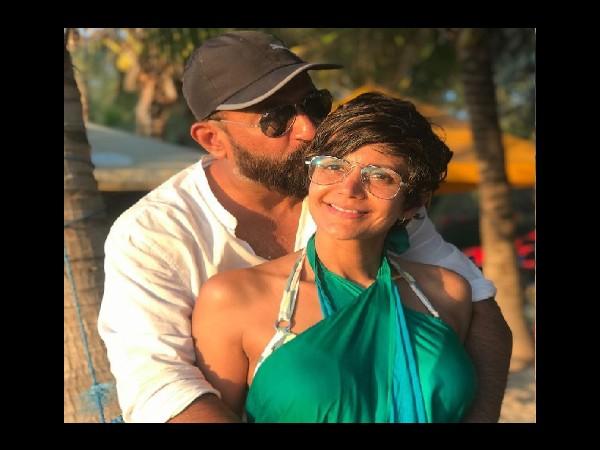 Mandira Bedi and Raj Kaushal romance