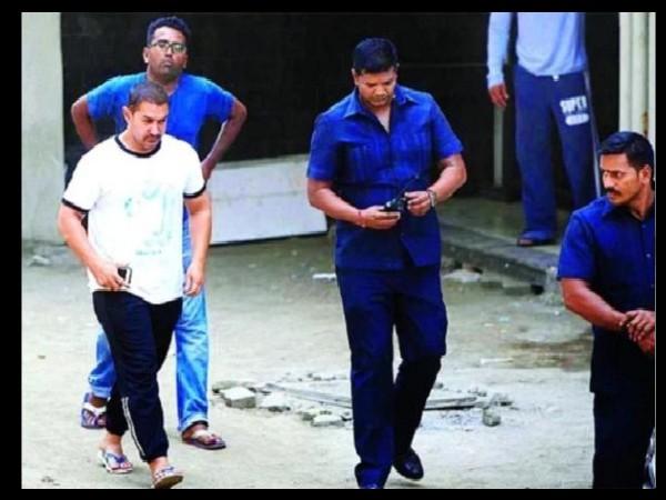 bodyguard of aamir khan