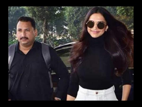 Deepika Padukone's bodyguard Jalal earns