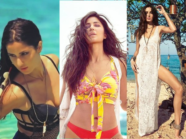 Sexy pictures of birthday girl Katrina Kaif, fans' favorite with glamorous avatar - PICS