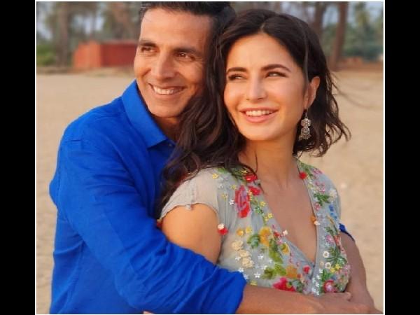 Katrina Kaif's pair of crores with Akshay Kumar