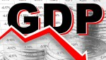 Estimated 8% fall in GDP in FY21